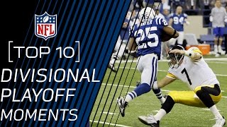 Top 10 Divisional Playoff Moments of All Time | NFL