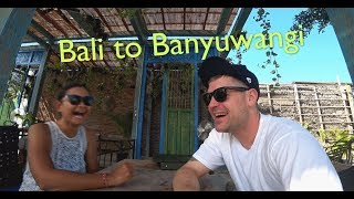 Gambar cover Perfect breakfast, Spicy food and the trip from Bali to Java (Banyuwangi)