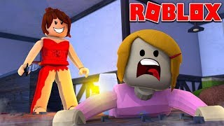 Roblox Escape & Survive The Red Dress Girl  | 2 Player