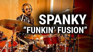 "Meinl Cymbals - George ""Spanky"" McCurdy - ""Funkin' Fusion"""