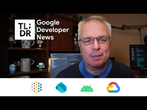 Android 12 preview, Jetpack Compose Beta, Cloud Domains, and more!