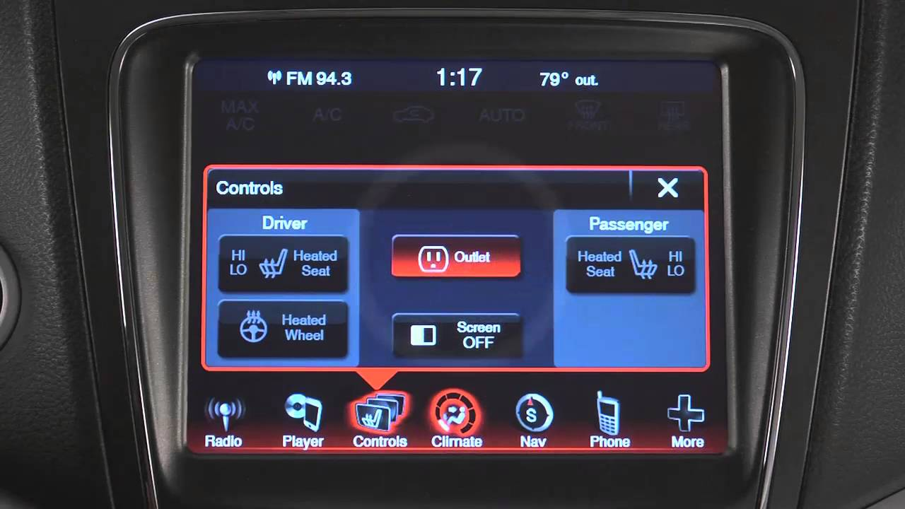 2015 Dodge Journey Fuse Box Location 36 Wiring Diagram Images Maxresdefault 2016 Electrical Power Outlets Youtube 2014 At Cita