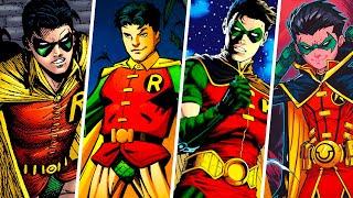 Historia wszystkich Robinów