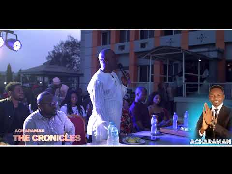"Rap maestro, Achara Man Launches his 1st Album titled ""The Chronicles"""