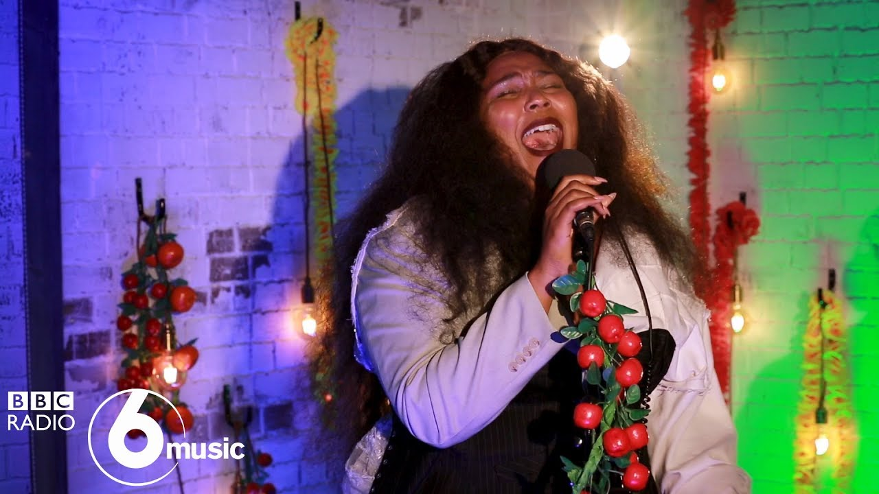 Lizzo Boys 6 Music Live Room Youtube