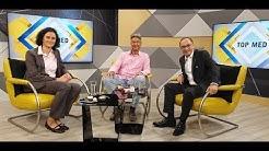 TOP MED Sendung zum Thema Hüftprothese