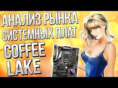 Рынок системных плат под Coffee Lake