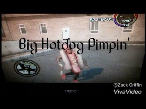 Big Hotdog Pimpin'