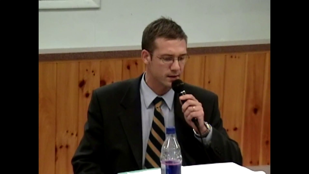 Champlain Town Candidates Forum  October, 2005