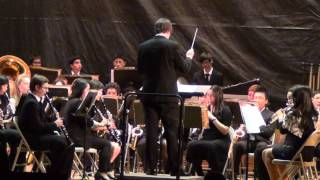Bronx Science Concert Band - Sleigh Ride 2012