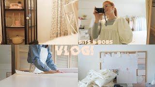 BITS & BOBS VLOG - SEWING, SWIMMING & HAULS! | MsRosieBea