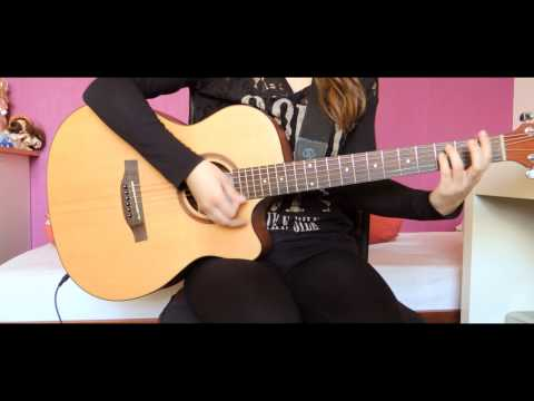 Double Rainbow - guitar cover _ by Katy Perry