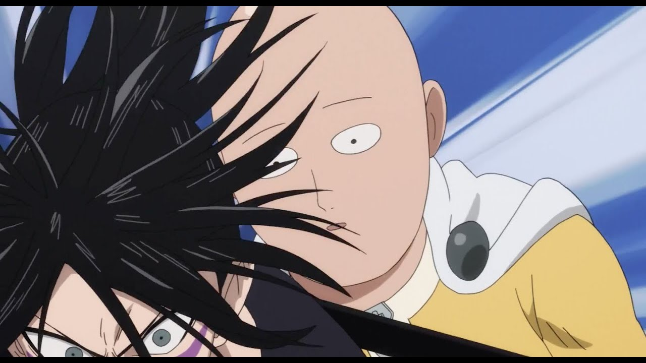 I m right here One Punch Man8P HD