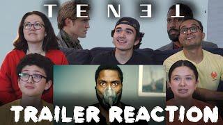 TENET - TRAILER #2 || Christopher Nolan | John David Washington || MAJELIV REACTION!!