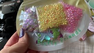 Belated bday/Boo goodies from Armin-happymailqueen