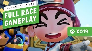 KartRider: Drift - Full Race Gameplay - XO19