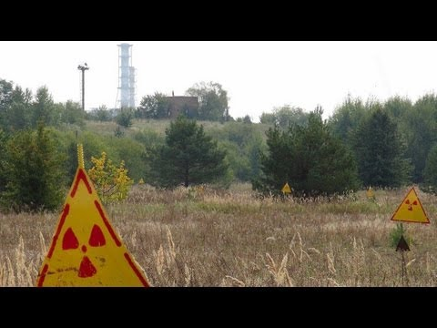 chernobyl 2012 II: strolling through the zone with high levels of radiation