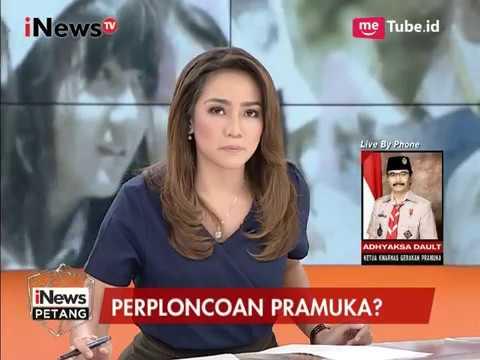 Penjelasan Adyaksa Dault Terkait Perploncoan Pramuka - iNews Petang 27/03