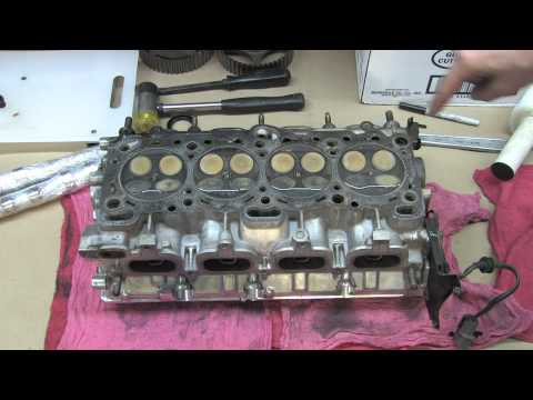 Cylinder Head 102 - Hydro Test Valves