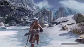 The Elder Scrolls V : Skyrim (Сборка SLMP-GR 3.0.7) Прикосновение к небу /4 #50