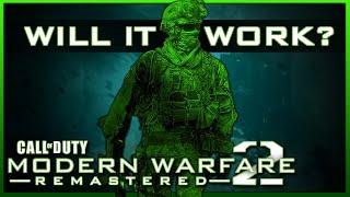 Modern Warfare 2 Remaster Leak   Would it Need Changes?
