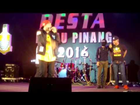 Lagu OST Last Kopek in Pesta Pulau Pinang 2016