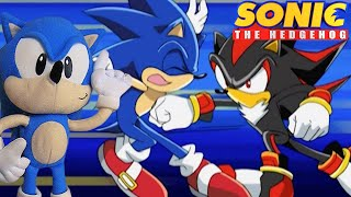 Download lagu Sonic Reacts to Sonic vs Shadow