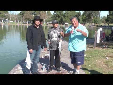 El Dorado Park Free Kids Fishing Event   SPORT FISHING