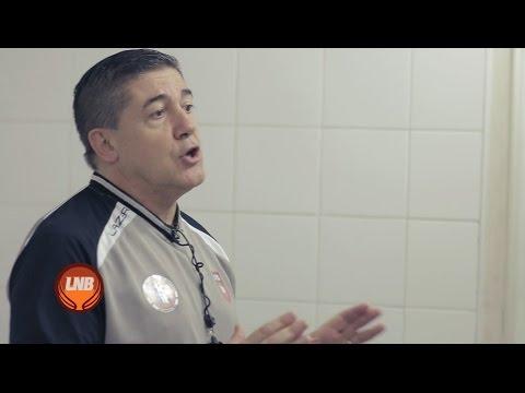 #ARBITROSLNB III Los árbitros de la Liga Nacional de Básquet