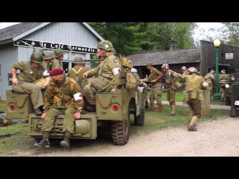 WW2 Combat Medical Aid - Rockford 2016