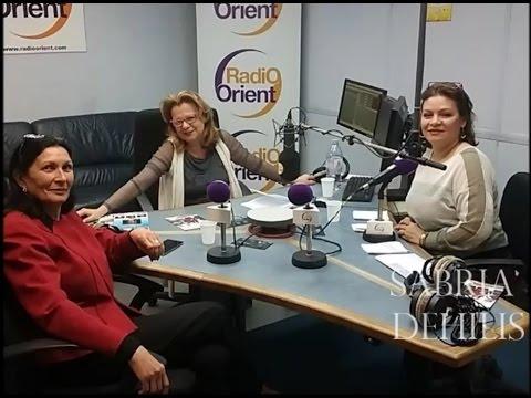 Législatives Algériennes : Intervention de Mme Sabria DEHILIS - Radio Orient