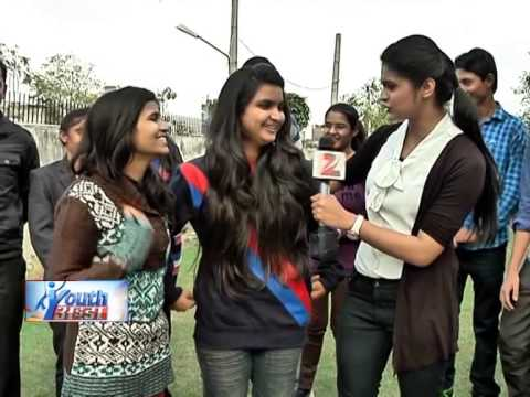 ZEE TV - YOUTH ADDA @ IPS BUSINESS SCHOOL JAIPUR Latest Episode.