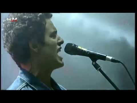 Vaccines   live Paredes Coura full concert pro shot
