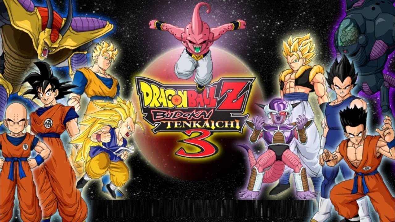 Dragon Ball Z Budokai 3 Playstation 2 Iso - best selling ps2