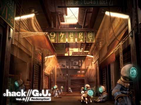 .hack//G.U. - Extended OST 4½ Hours - Net Slum Tartarga