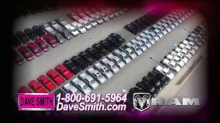 Dave Smith Motors is the Worlds Largest Ram Truck Dealer for 20 years