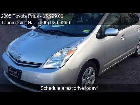 2005 Toyota Prius Base 4dr Hatchback for sale in Tabernacle,