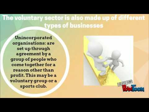Voluntary Sector