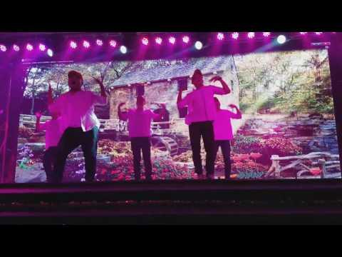 Mobi dance Final got talent