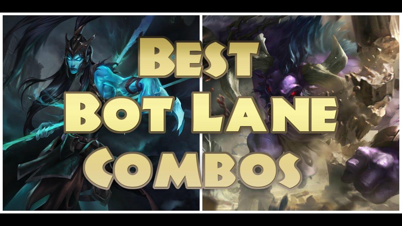 Best Bot Lane Combos S5 - Best Duo Bot Lane S5
