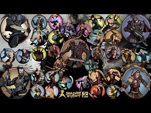 Shadow Fight 2, Shadow Vs All BodyGuards