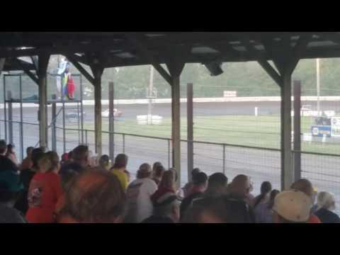 Dustin Virkus @ KRA Speedway- Feature 6.8.17
