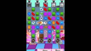 Candy Crush Saga Level 1447 No Booster with tips