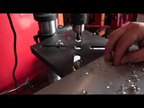 Creating Better Harbor Freight 4x6 Band Saw table
