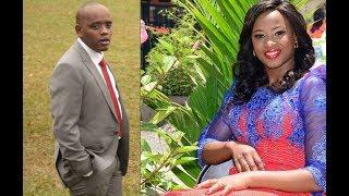 Tv personality Kanze Dena to be Dennis Itumbi's next boss