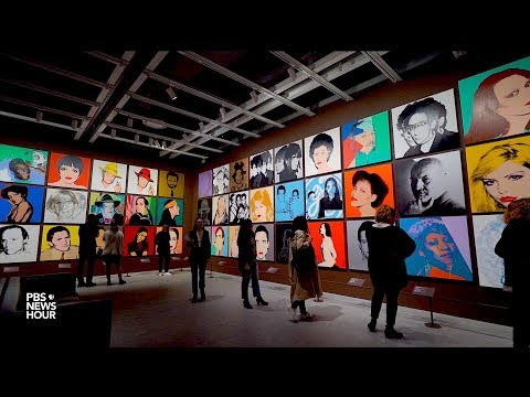 Why Andy Warhol Retrospective Has Special Resonance In The Instagram Age