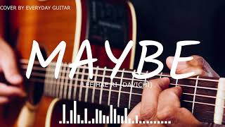 Gambar cover [Her Privte Life OST] Lee Hae Ri (Davichi) (이해리(다비치)) - Maybe Fingerstyle Guitar Cover