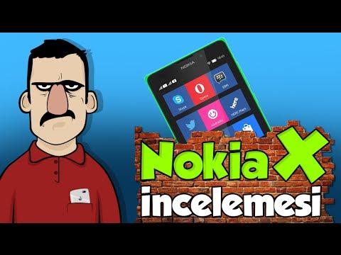 Teknolojiye Atarlanan Adam - Nokia X İncelemesi