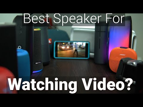 Best Speaker For Watching Videos/Movies? Which Company Is Doing It Better Than All.