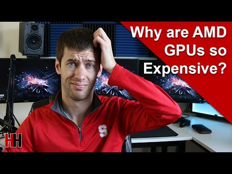 Why are AMD Graphics Cards So Expensive Right Now?!